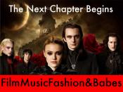 The Next Generation Begins: FilmMusicFashion&Babes