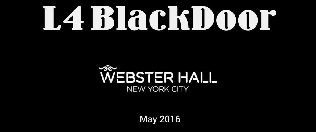 WebsterHall May